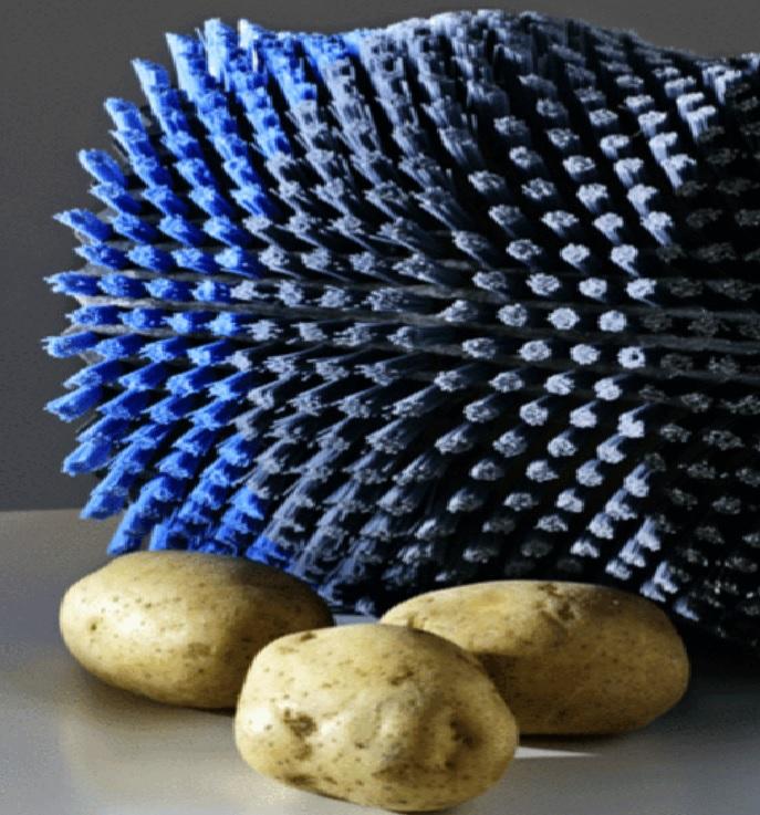 Curatat cartofi